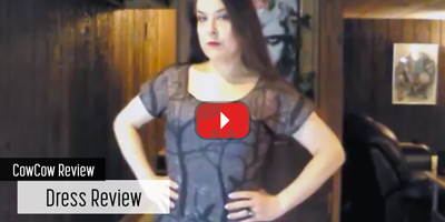 Cow Cow Dress Review