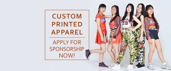 Apply For Sponsorship Now!