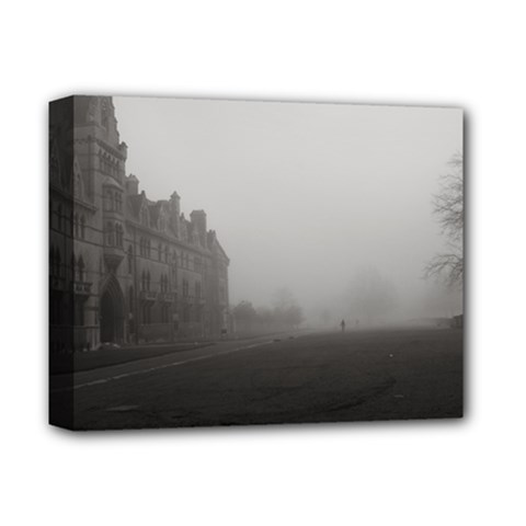 Christ Church College, Oxford Deluxe Canvas 14  X 11  (stretched)