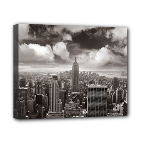 New York, USA 8  x 10  Framed Canvas Print