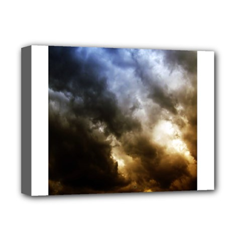 Cloudscape Deluxe Canvas 16  x 12  (Stretched)