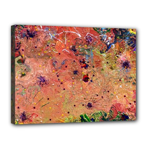 Diversity 12  x 16  Framed Canvas Print