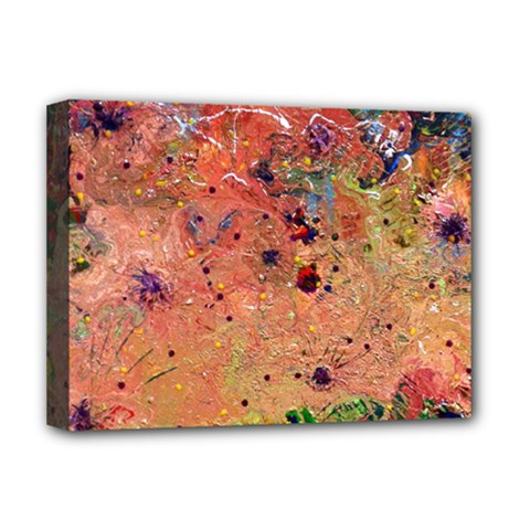 Diversity Deluxe Canvas 16  x 12  (Stretched)