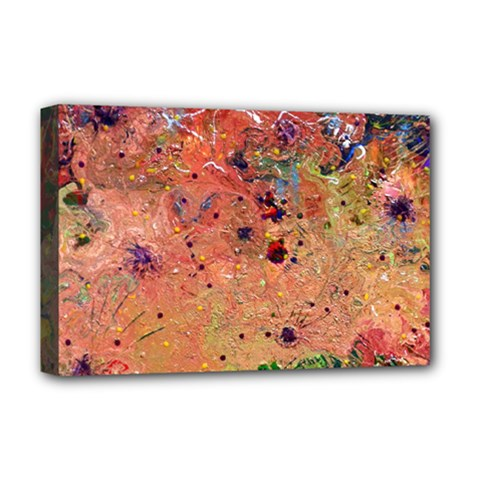 Diversity Deluxe Canvas 18  x 12  (Stretched)
