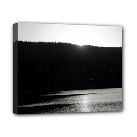 Waterscape, Oslo 8  x 10  Framed Canvas Print