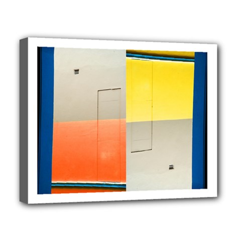 geometry Deluxe Canvas 20  x 16  (Stretched)
