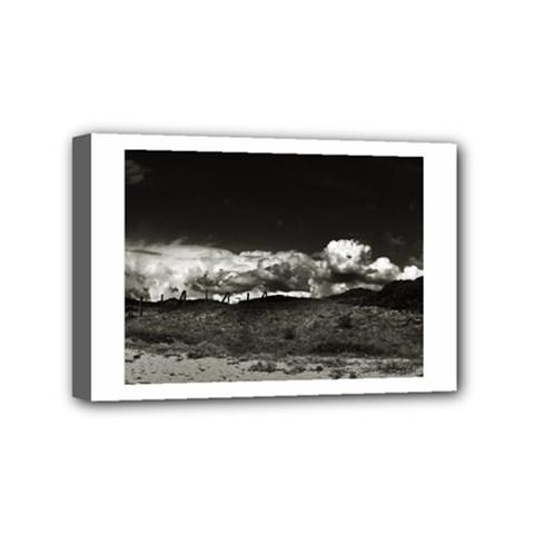 landscape, Corsica 4  x 6  Framed Canvas Print