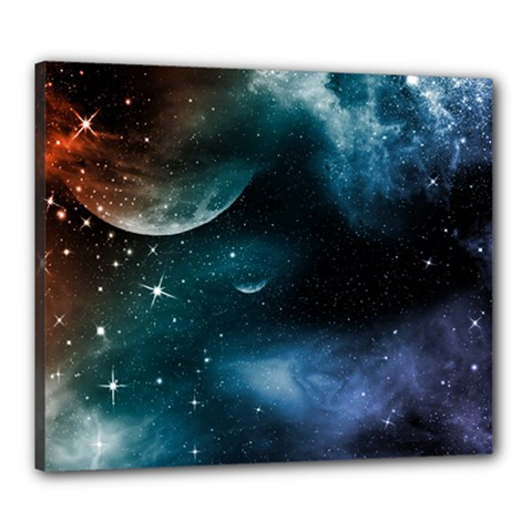 universe Canvas 24  x 20  (Stretched)