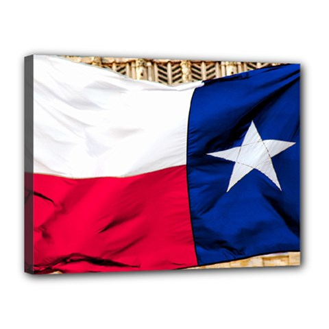 TEXAS Canvas 16  x 12  (Framed)