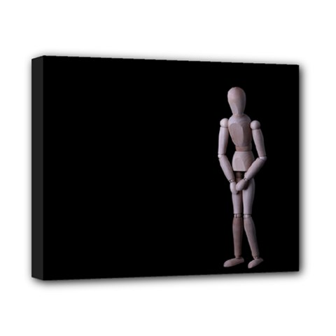I Have To Go Canvas 10  x 8  (Framed)