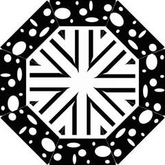 Black Carousel Bridesmaids Umbrella