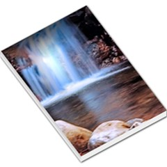Waterfall Large Memo Pad