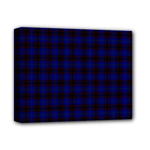 Homes Tartan Deluxe Canvas 14  X 11  (framed)