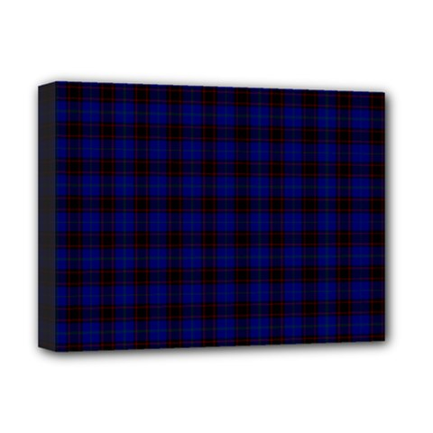 Homes Tartan Deluxe Canvas 16  x 12  (Framed)