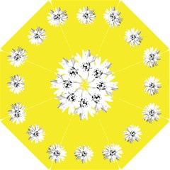 Daisy Chain Lemon Bridesmaids Umbrella