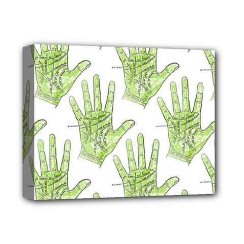 Palmistry Deluxe Canvas 14  x 11  (Framed)