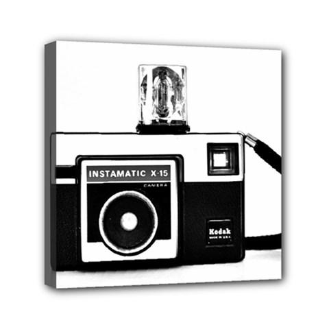 Kodak (3)cb Mini Canvas 6  x 6  (Framed)