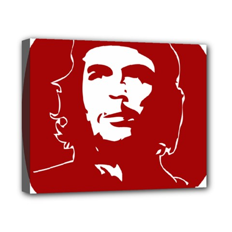 Chce Guevara, Che Chick Canvas 10  x 8  (Framed)