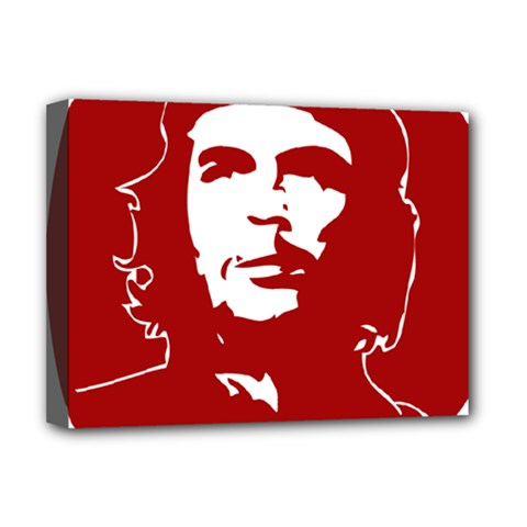 Chce Guevara, Che Chick Deluxe Canvas 16  x 12  (Framed)