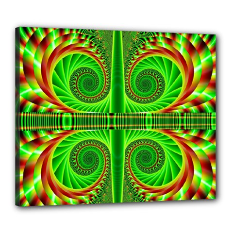 Design Canvas 24  x 20  (Framed)