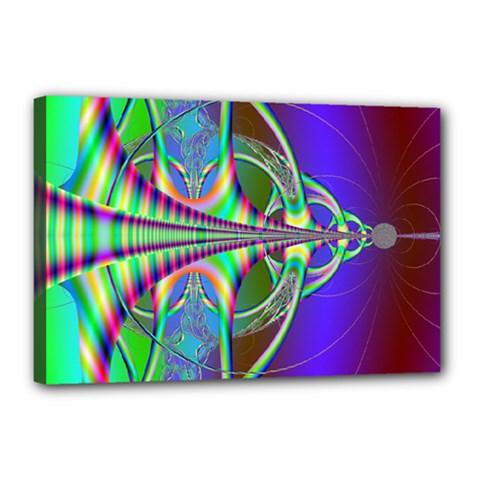 Design Canvas 18  x 12  (Framed)