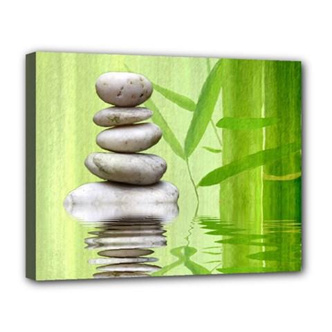 Balance Canvas 14  x 11  (Framed)