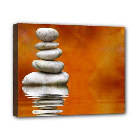 Balance Canvas 10  X 8  (framed)