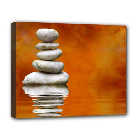 Balance Deluxe Canvas 20  x 16  (Framed)