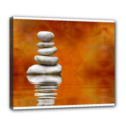 Balance Deluxe Canvas 24  x 20  (Framed)