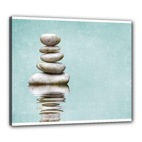 Balance Canvas 24  x 20  (Framed)