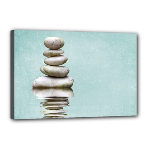 Balance Canvas 18  x 12  (Framed)
