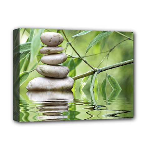 Balance Deluxe Canvas 16  x 12  (Framed)