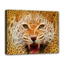 Jaguar Electricfied Deluxe Canvas 20  x 16  (Framed) View1