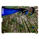 Peacock Apple iPad 3/4 Hardshell Case (Compatible with Smart Cover) View1