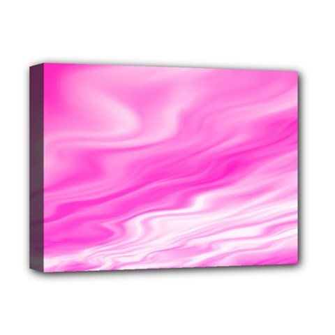 Background Deluxe Canvas 16  x 12  (Framed)