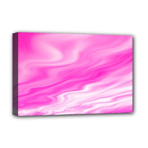 Background Deluxe Canvas 18  x 12  (Framed)