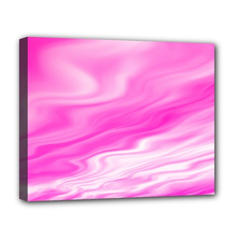 Background Deluxe Canvas 20  X 16  (framed)