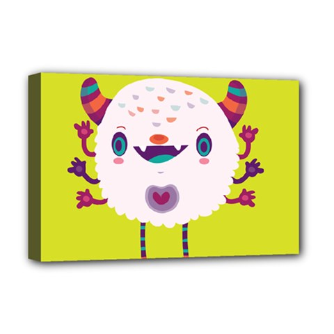 Moshi Deluxe Canvas 18  X 12  (framed)