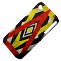 Sharp Edges Apple iPhone 4/4S Hardshell Case (PC+Silicone) View4