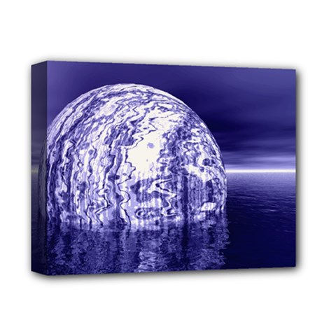 Ball Deluxe Canvas 14  x 11  (Framed)