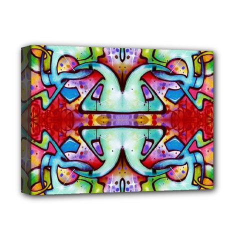 Graffity Deluxe Canvas 16  x 12  (Framed)
