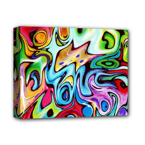 Graffity Deluxe Canvas 14  X 11  (framed)
