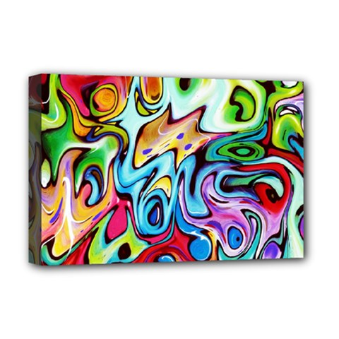 Graffity Deluxe Canvas 18  x 12  (Framed)