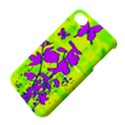 Butterfly Green Apple iPhone 4/4S Hardshell Case with Stand View4