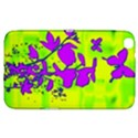 Butterfly Green Samsung Galaxy Tab 3 (8 ) T3100 Hardshell Case  View1