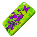 Butterfly Green Samsung Galaxy Tab 3 (8 ) T3100 Hardshell Case  View4
