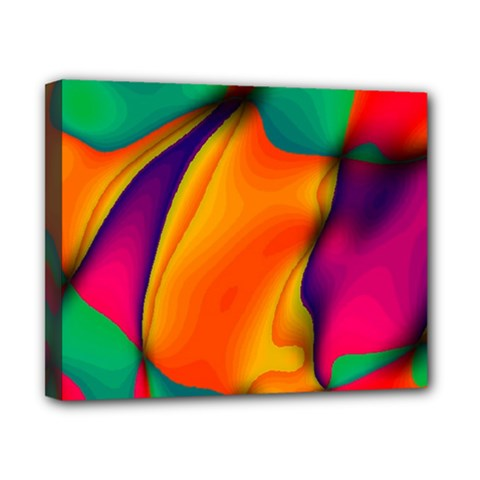 Crazy Effects  Canvas 10  x 8  (Framed)