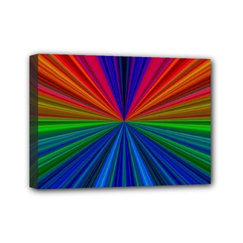 Design Mini Canvas 7  x 5  (Framed)