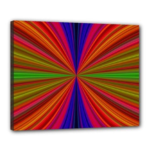 Design Canvas 20  X 16  (framed)