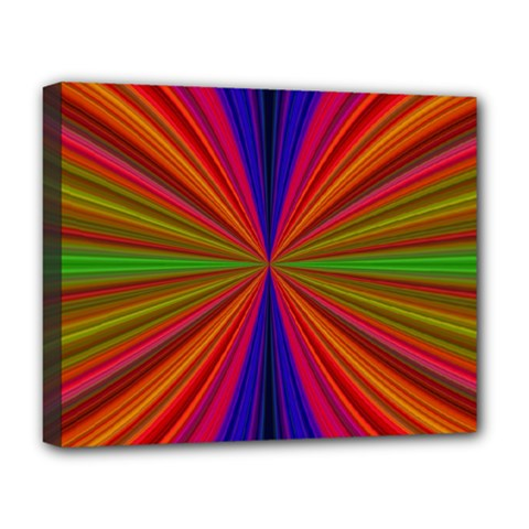 Design Deluxe Canvas 20  x 16  (Framed)